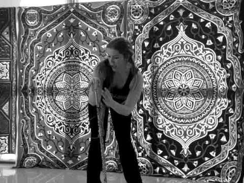 Joana Saahirah of Cairo choreography for Teaching - Modern Saiidi