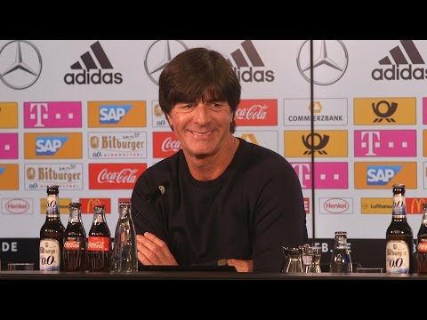 Germany 1-0 England - Joachim Lowe Full Post Match Press Conference (In German)
