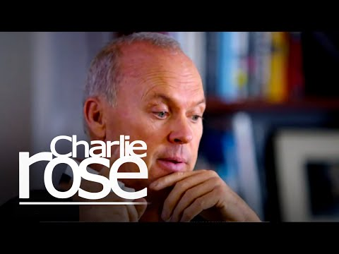 "Michael Keaton on Creating ""Beetlejuice"" (Dec. 24, 2014) | Charlie Rose"