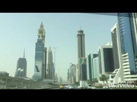 UAE - from Dubai to Abu Dhabi