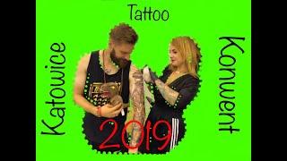 Katowice Tattoo Konwent 2019 - relacja projekt INK