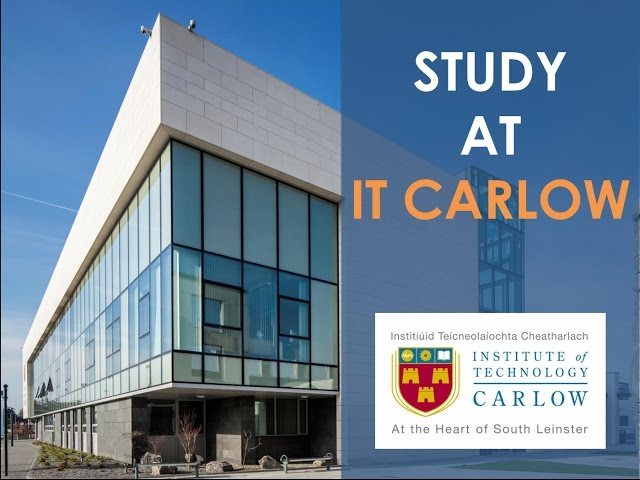 IT Carlow Webinar brought to you by KOM Consultants - March 14, 2017