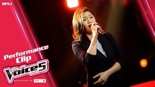 The Voice Thailand - เพชร พชรพรรณ - คิดถึงเธอ - 15 Jan 2017