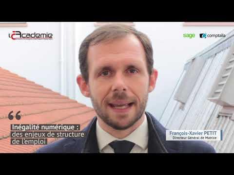 Les Entretiens de l'Académie : François-Xavier Petit