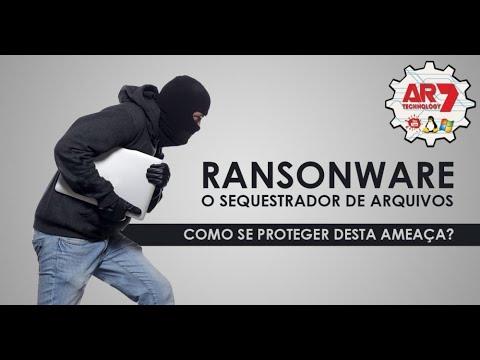 Ransomware - Triagem de Arquivos no Servidor Windows