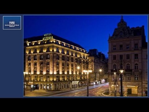 Danubius Hotel Astoria City Center - Hotel in Budapest - Hungary, Ungarn - The Final Destination