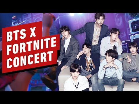 "Fortnite x BTS ""Dynamite"" Full Choreography Music Video"