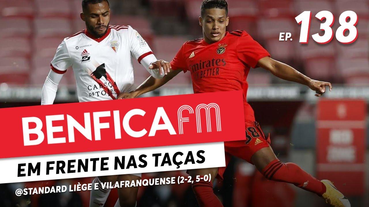 Benfica FM #138 - Benfica x Vilafranquense e St. Liège (5-0, 2-2)