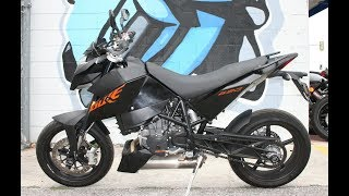 2010 KTM 690 Duke ... The Great Light Weight Single!