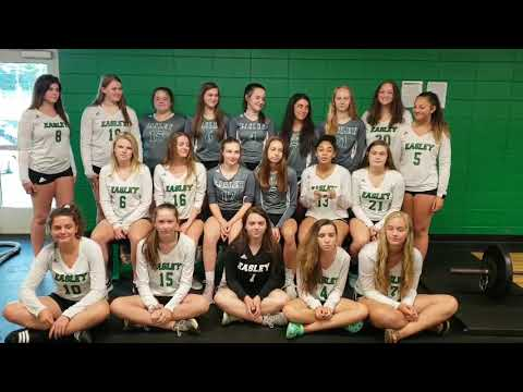 Easley High School Volleyball