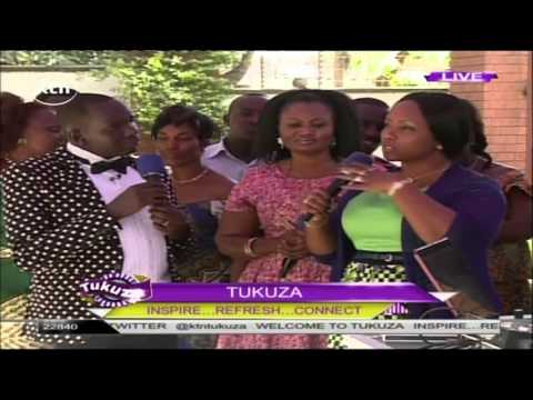 Tanzanian gospel music star Christina Shusho on KTN's Tukuza Show