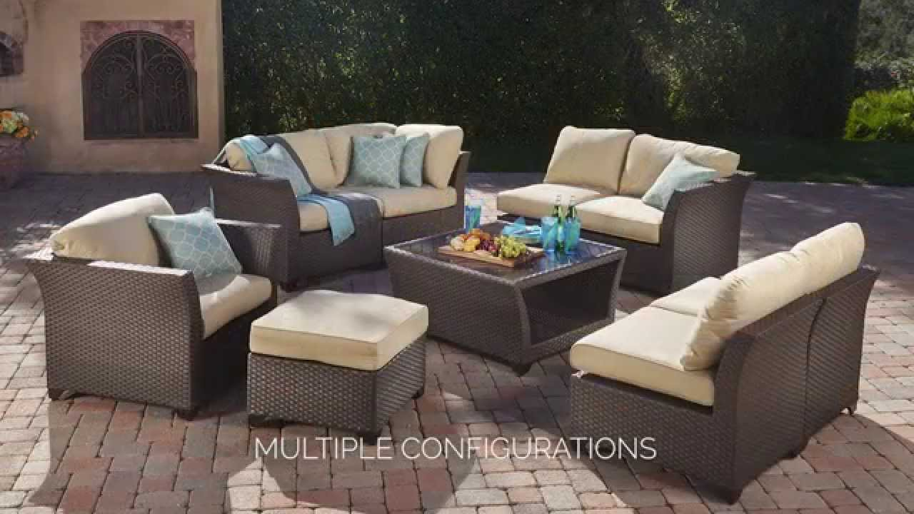 Avalon Bay Seating Set By Mission Hills. Mission Hills Furniture
