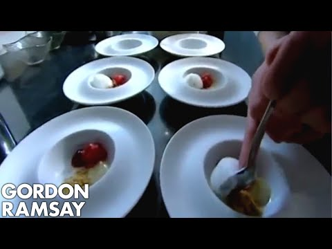 Best Italian Restaurant: Casamia - Gordon Ramsay