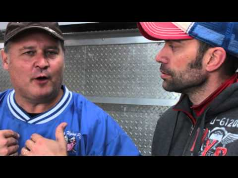 Dave Talks To Flying Pigs Food Truck Owner At America On Tap