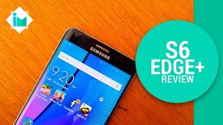 Samsung Galaxy S6 Edge+ Review en español
