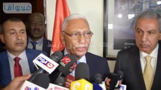 بالفيديو : وزير التجارة السوداني : نحرص على إحداث المزيد من التكامل الاقتصادي مع مصر