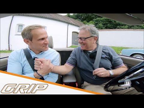 Restomods: Porsche 964, Camaro, Mercedes SL #453 | GRIP
