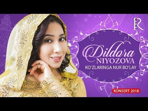 Dildora Niyozova - Ko'zlaringga nur bo'lay nomli konsert dasturi 2018