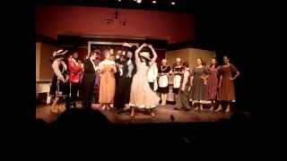 Stagedoor Manor 2009- Josh Kaufmann (16) as Bill and Jamie Lepper (...