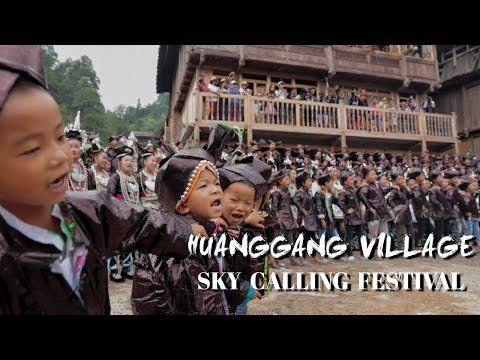 Meet the Chinese tribe who can literally make it rain