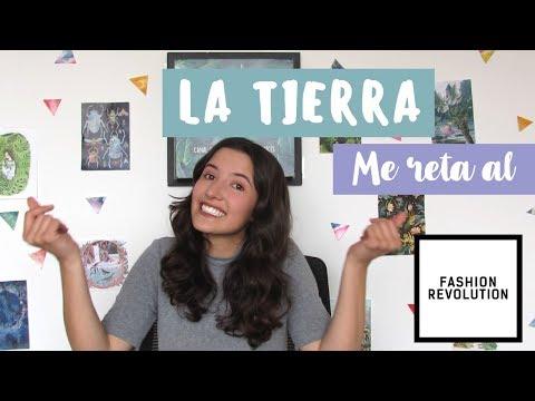 La tierra me reta al FASHION REVOLUTION 😱  |   Hear the Eco