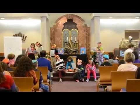 Beth Israel Religious School Chanukah Play 2014