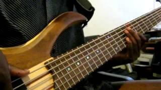 Andile ka Majola - Yenzenjalo Nkosi Bass cover