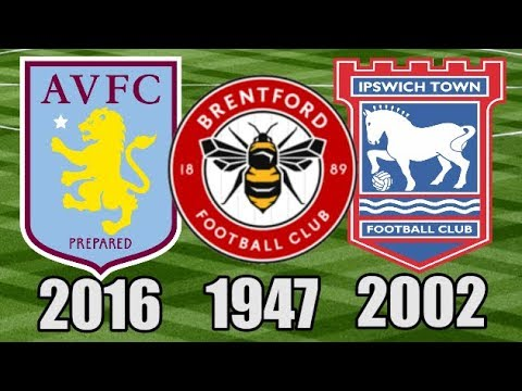 The Last Time EVERY Championship Club Was In The Premier League (Part 1: Aston Villa - Ipswich Town)