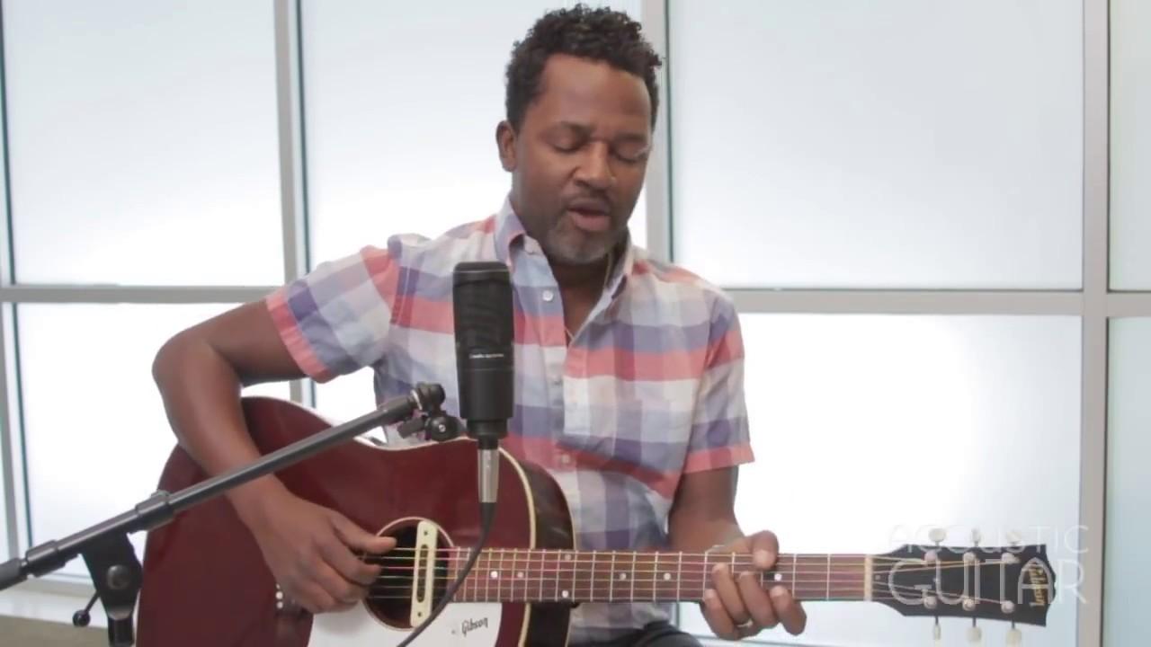 Acoustic Guitar Sessions Presents David Ryan Harris - YouTube