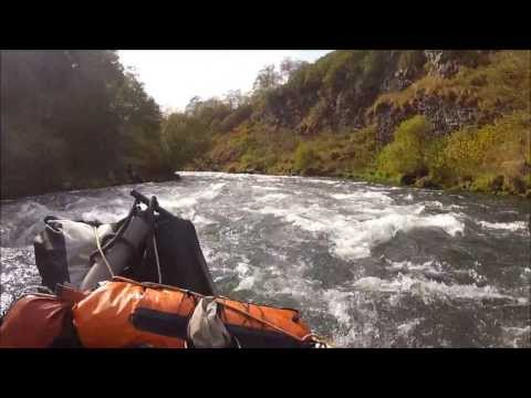 Rafting and fishing in Kamchatka