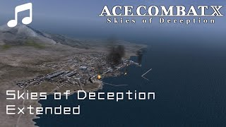 """Skies of Deception, Ice Bound"" - Ace Combat X OST (Extended)"