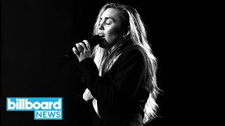 Miley Cyrus Mourns 'Voice' Contestant Janice Freeman In Tearful Funeral Performance | Billboard News thumbnail