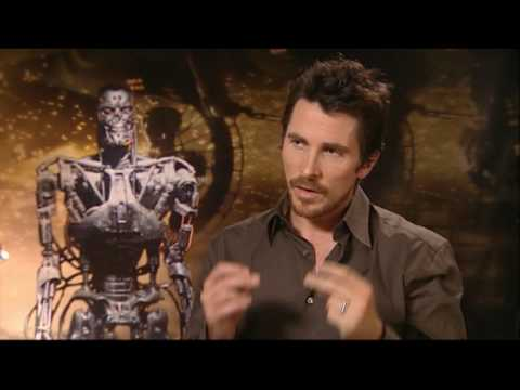 Terminator Salvation s_Christian Bale, Moon Bloodgood