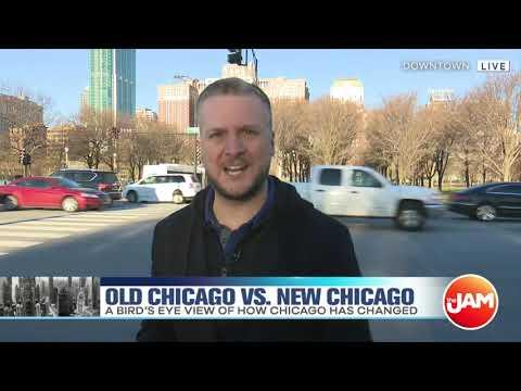 Old Chicago Vs. New Chicago