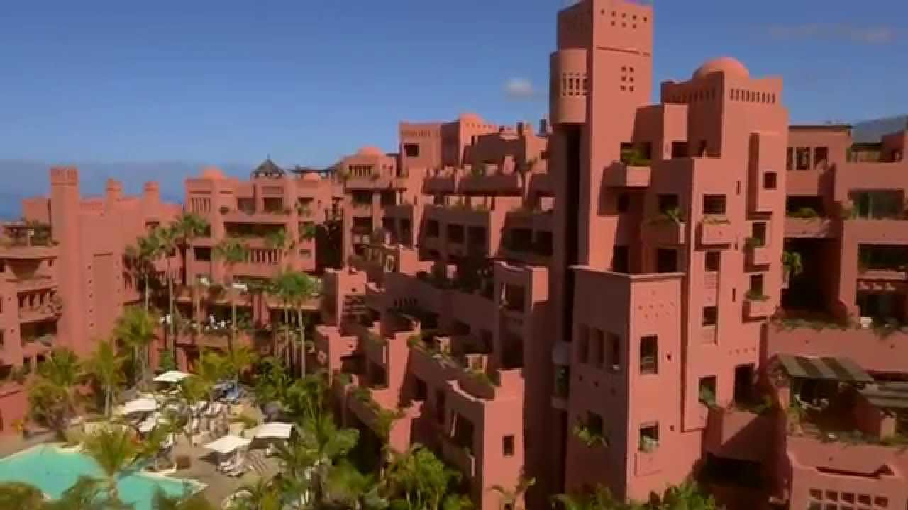The ritz carlton abama drone video youtube - Hotel abama tenerife ...