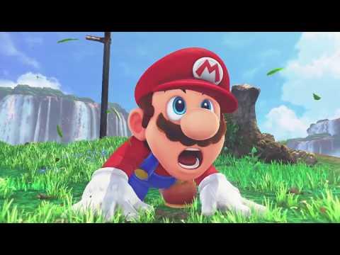 Super Mario Odyssey   Game Trailer   Nintendo E3 2017 Nuevo Adelanto
