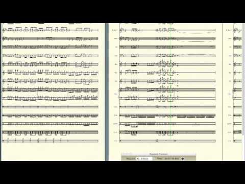 Yanni   Santorini   Marching Band Arrangement