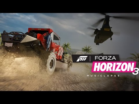FORZA HORIZON 3 - Trailer SONG E3 2016