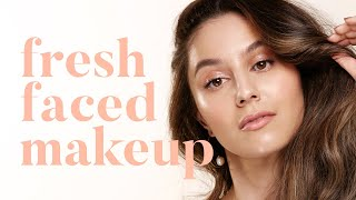 Fresh Faced Everyday Makeup Tutorial 💧 Beginner Friendly! | Karima McKimmie