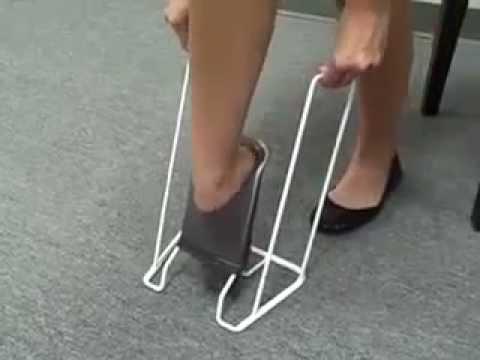 Батлер - устройство для удобного одевания компрессионного трикотажа