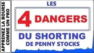 LES DANGERS DU SHORTING DE PENNY STOCKS! REGLE #1 DU TRADER A LA BOURSE