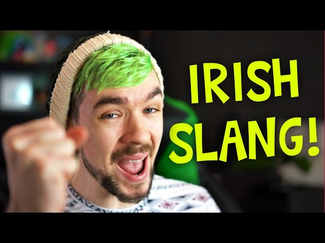 Jacksepticeye's St. Patrick's Day Irish Tips!