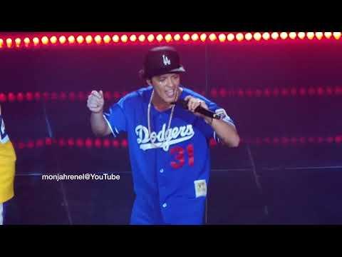That's What I Like + Mahal Kita - Bruno Mars [24K Magic Tour Manila 2018]