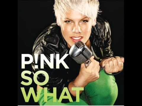 Pink - So What? [FREE MP3 DOWNLOAD]