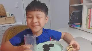 쿠크다스+민트초코오레오+제티딸기+유산균워터+밀키스우유식…