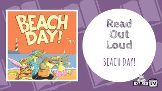 Read Out Loud: BEACH DAY!