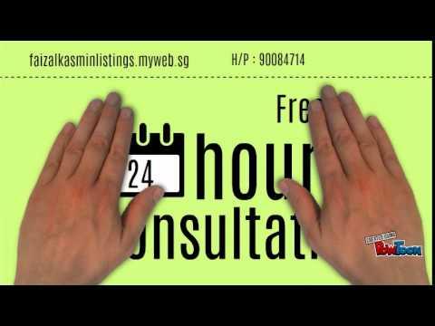 Faizal Kasmin (Propnex) promo video