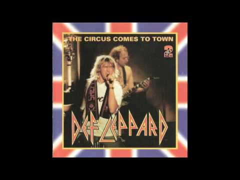 Def Leppard - The Circus Comes To Town CD (High Quality)