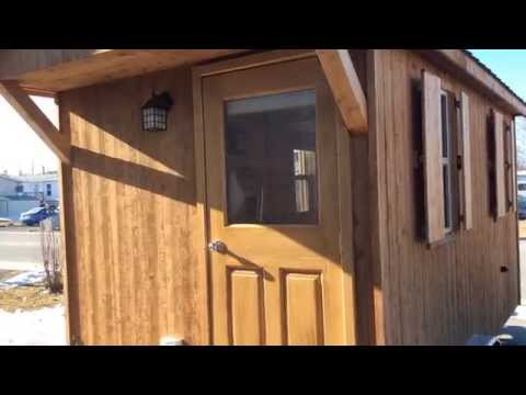 A Tiny House in Yellowknife, NWT