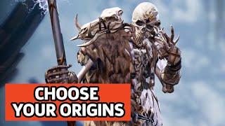 Divinity: Original Sin 2 - Choose Your Origins Gameplay Trailer